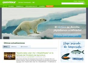 Recursos educativos de Greenpeace