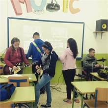 Flipped learning en el aula de música
