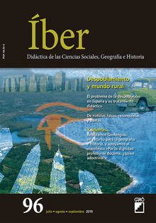 REVISTA IBER - 096 (JULIO 19) - Despoblamiento y mundo rural