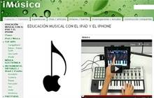 iMúsica: educación musical con el iPad y el iPhone